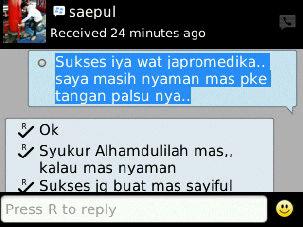 Testimoni Bp Saiful - Kupang 1