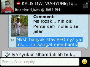 Testimoni Ibu Kalis Dwi Wahyuni- Yogyakarta 1