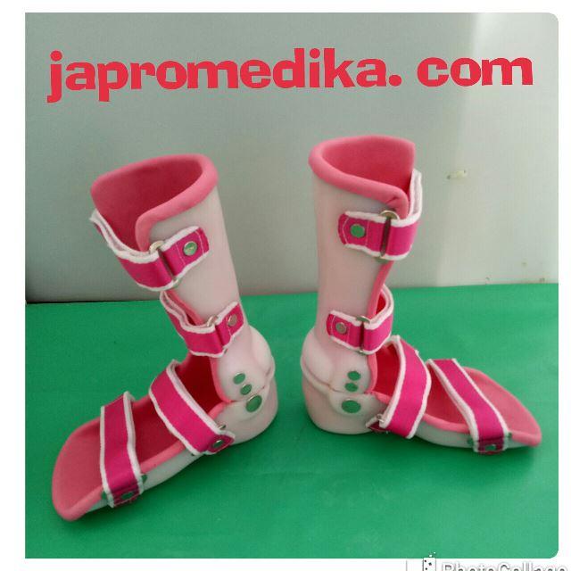 Alat Bantu Penguat Kaki AFO (Ankle Foot Orthosis) - Pasien Jakarta 13