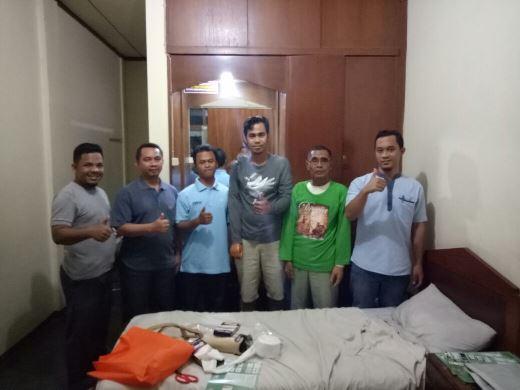 Pemasangan Tangan Palsu Gratis di Yogyakarta 1