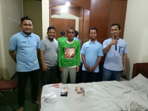 Pemasangan Tangan Palsu Gratis di Yogyakarta 12