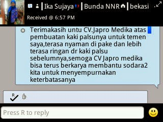 Testimoni Ika Sujaya - Jakarta 1
