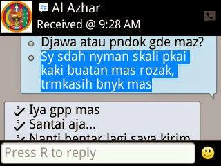 Testimoni Azhar - Jakarta 1